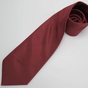 """Ermenegildo Zegna Neck Tie Silk Italian 4"""" Wide"""